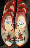 Wooden Shoes, Amsterdam, Holland Stock Photography