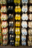 Wooden shoes exposition, Holland Royalty Free Stock Photos