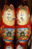 Wooden shoes of Holland Stock Photo