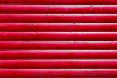 Wooden shutter Stock Photo