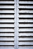 Wooden shutters Stock Image