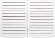 Wooden shutters Stock Photos