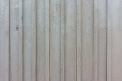 Wooden Siding of Building Royalty Free Stock Image