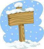 Wooden sign Stock Photos