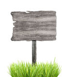 Wooden sign Royalty Free Stock Photo