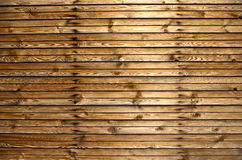 Wooden slats background Royalty Free Stock Photos