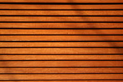 Wooden slats background Stock Photos