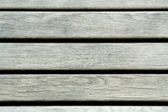 Wooden slats background Stock Images