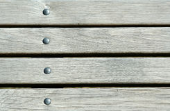 Wooden slats background Stock Image