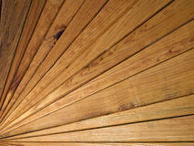 Wooden slats.Background. Royalty Free Stock Photography