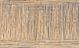 Wooden slats background. Royalty Free Stock Photography