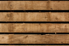 Wooden slats from barn interior Royalty Free Stock Image