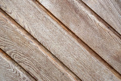 Wooden slats Royalty Free Stock Image