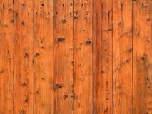 The wooden slats. Wood texture. Background Royalty Free Stock Image