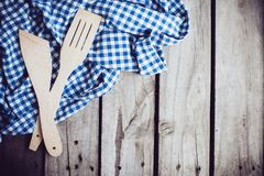 Wooden spatulas Royalty Free Stock Photo