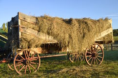 Free Wooden Spoked Hay Rack Stock Images - 59800194