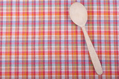Wooden spoon Stock Images