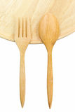 Wooden Spoon Royalty Free Stock Image