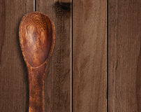 Wooden spoon. Stock Photography