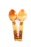Wooden spoon Royalty Free Stock Photos