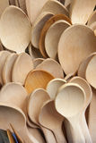 Wooden spoons Royalty Free Stock Images
