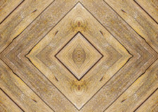 Wooden squared background. Close up to wooden texture Royalty Free Stock Photos