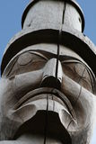 Wooden statue Royalty Free Stock Image