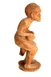 Wooden statue Royalty Free Stock Photos