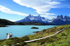 Patagonia Scenics Royalty Free Stock Image