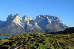 Patagonia Scenery Royalty Free Stock Image