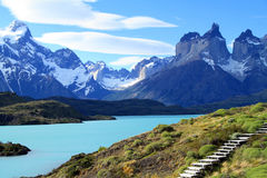 Patagonia Scenics Stock Photography