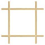 Wooden stick Stock Photo