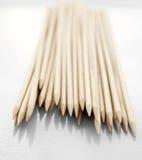 Wooden sticks Royalty Free Stock Photos
