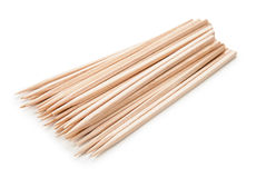 Free Wooden Sticks Isolated On A White Background Royalty Free Stock Images - 50981999