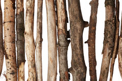Wooden sticks Royalty Free Stock Photography
