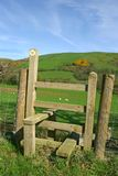 Wooden Stile Royalty Free Stock Images