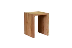 Wooden Stool bench Royalty Free Stock Photography