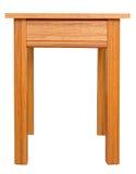 Wooden stool Stock Photo