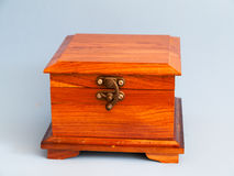 Wooden Storage Stock Image