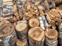 Wooden store Stock Photos