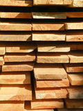 Wooden stores Stock Photo