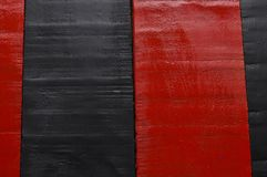 Wooden striped black and red background. Wooden texture. Copy space surface natural old pattern textured backdrop abstract design nature wall vintage plank royalty free stock images