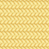 Wooden striped textured background, Wicker pattern Royalty Free Stock Images