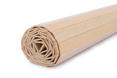 Wooden strips wrapped Royalty Free Stock Images