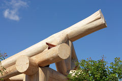 Wooden Structure Stock Photography