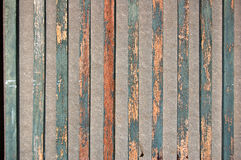Wooden struts Royalty Free Stock Photography