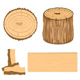 Wooden subjects Stock Photos