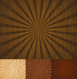 Wooden Sunbeam Stock Images