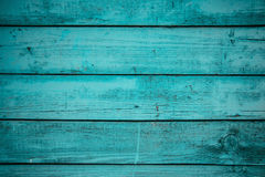 Wooden surface of blue color Royalty Free Stock Photo