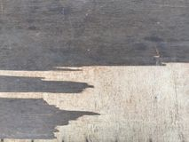 Wooden surface, brown and pale brown Royalty Free Stock Photos